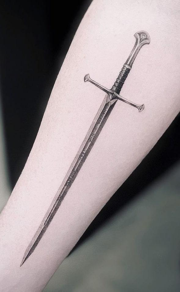 Jay Shin Single Needle Tattoo