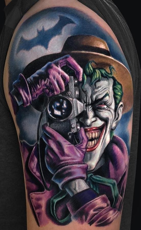 The Killing Joke Tattoo