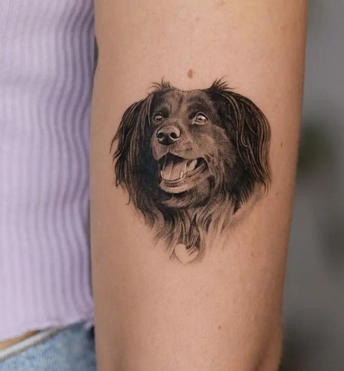 Thommensen Single Needle Tattoo