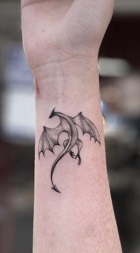 Wyvern Tattoo