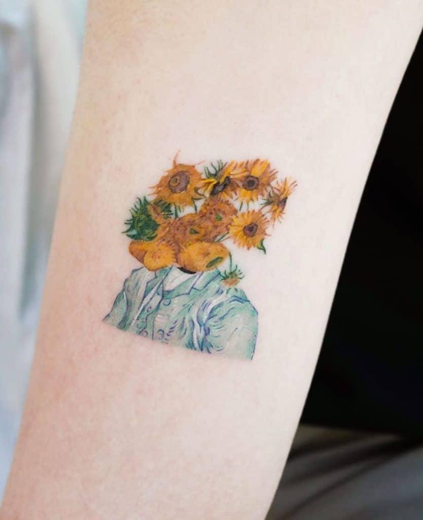 Van Gogh Tattoo